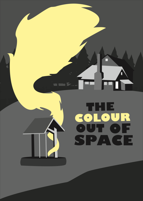 The Colour Out of Space by H.P. Lovecraft